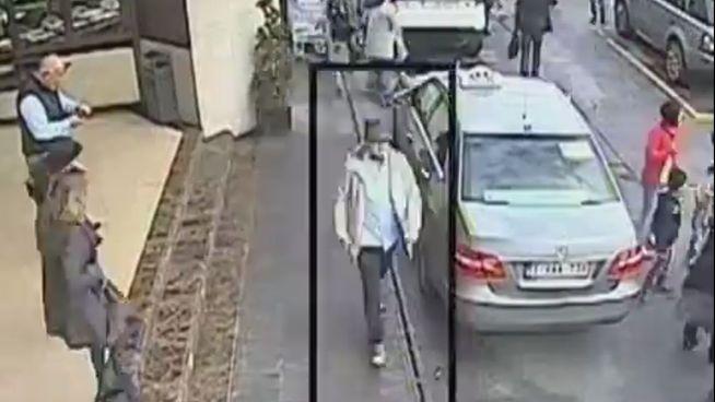 'Mann mit Hut': Neue Bilder vom Attentäter aufgetaucht