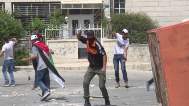 Kampf um Jerusalem: Palästinenser wehren sich