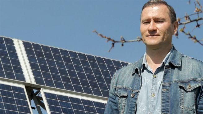 Verboten günstig: Russe kämpft für Solarstrom