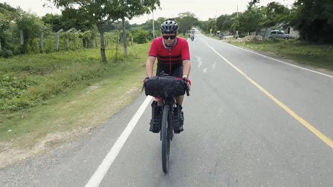 Kampf für die Bildung: Eine unglaubliche Radtour