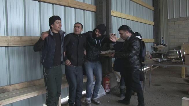 Neues Zuhause? Frankreich öffnet erstes Flüchtlingscamp