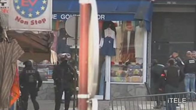 Anschlagsversuch: Pariser Polizei erschießt Mann