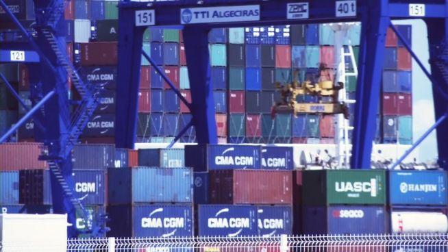 Europas Tor zur Drogenhölle: Der Hafen von Algeciras