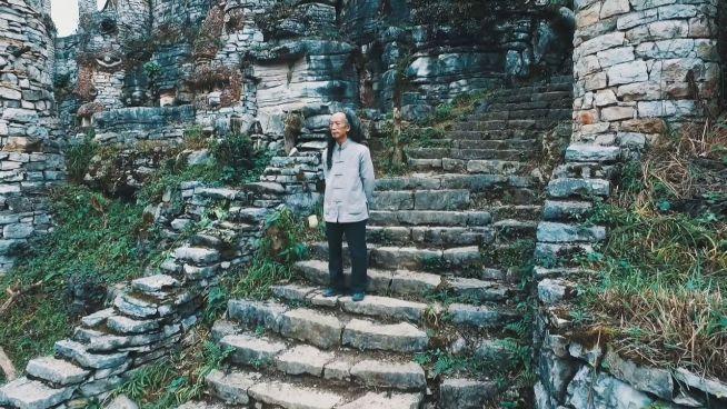 Träumer: Chinese baut seit Jahrzehnten an seiner Burg