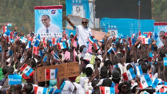 Demokrat oder Machtmensch?: Der Wahlfavorit in Ruanda