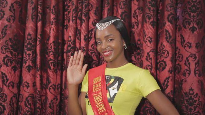 Preisgeld-Skandal: Taube 'Miss Simbabwe' abgespeist