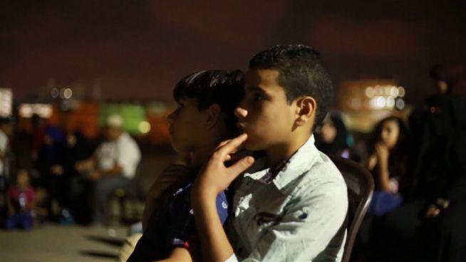 Film ab: Gazas Kinder zum ersten Mal im Kino
