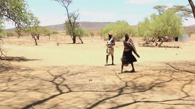 Warten auf den Tod: Jahrhundertdürre in Kenia