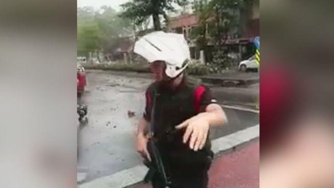 Handyvideo zeigt Istanbul nach Polizeibus-Anschlag