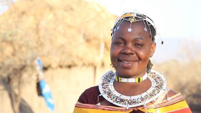 Es werde Licht: Modernisierung von Massai-Hütten