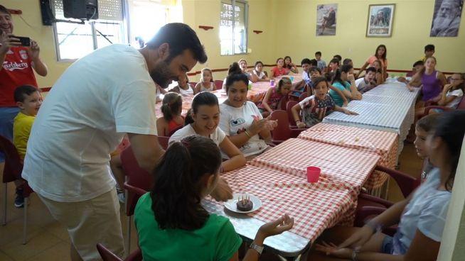 Hilfe in Sevilla: Eine Chance auf Bildung für Kinder