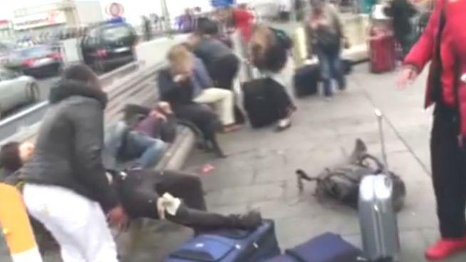 Immer mehr Opfer in Brüssel: 34 Tote, 200 Verletzte