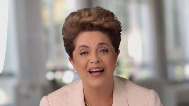 Brasilien: Präsidentin Rousseff vom Amt suspendiert