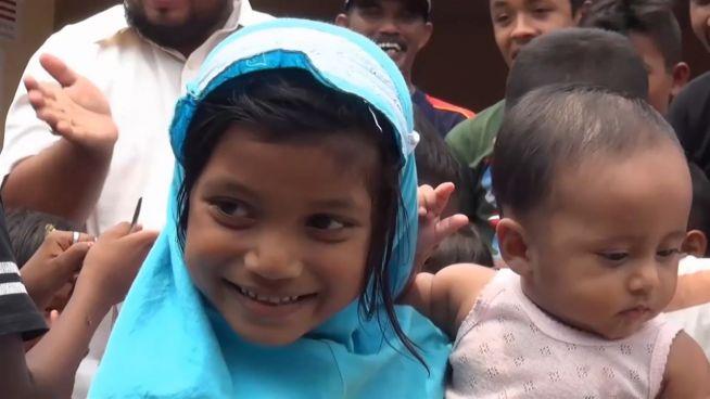 Royingwa: Leben und Hoffen im Flüchtlingscamp
