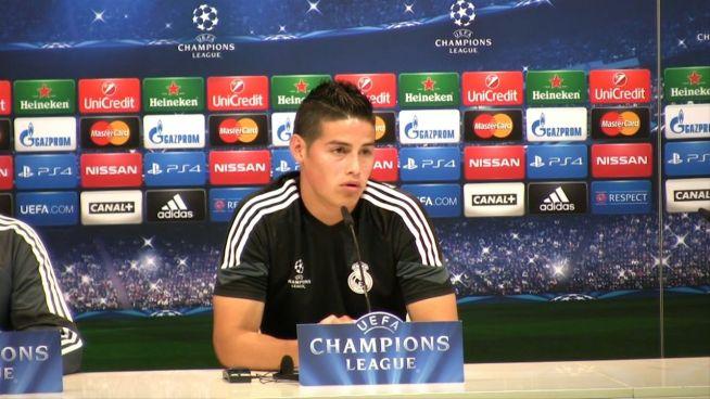 Darum ist James Rodríguez beim FCB nicht glücklich