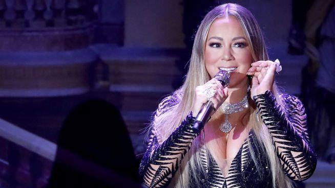 Mariah Carey gewinnt die 'Bottle-Cap-Challenge'
