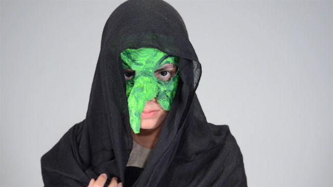 DIY: Walpurgis-Maske