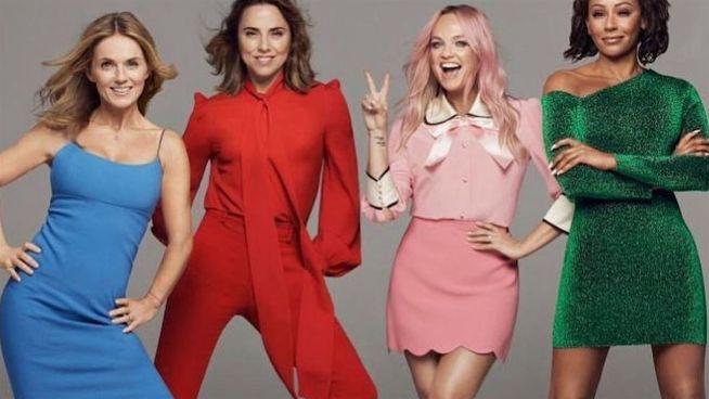 Die Spice Girls gehen wieder auf Tour