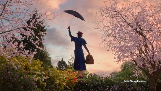 Fans von Mary Poppins aufgepasst!
