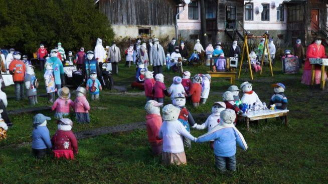 Kuriose Sammlung: Das Tal der Puppen