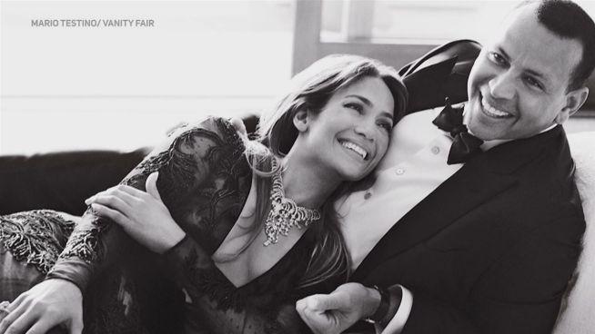 Interview mit J.Lo: So glücklich ist sie mit Rodriguez