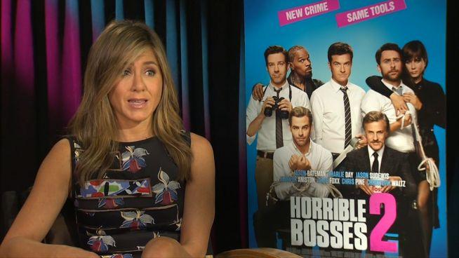 Jennifer Aniston wünscht sich eine Wiedervereinigung von 'Friends'