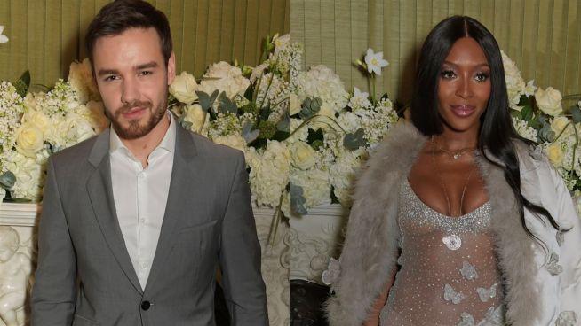 Was läuft da zwischen Naomi Campbell und Liam Payne?