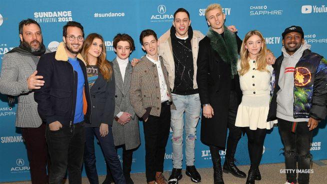 Pete Davidson gibt sein Debüt beim Sundance Film Festival