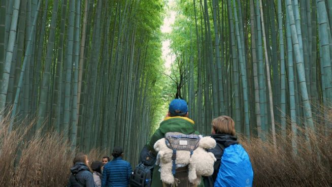 Märchenhafte Urlaubsorte: Kyoto, Japan