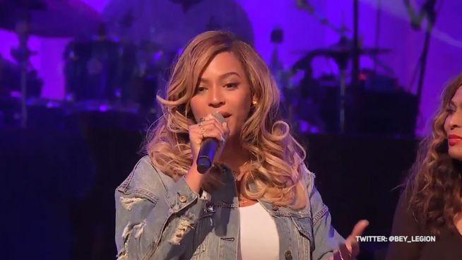 Beyoncé setzt Zeichen: Sängerin hilft Hurrikan-Opfern