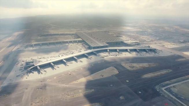 Istanbuls neuer Mega-Flughafen