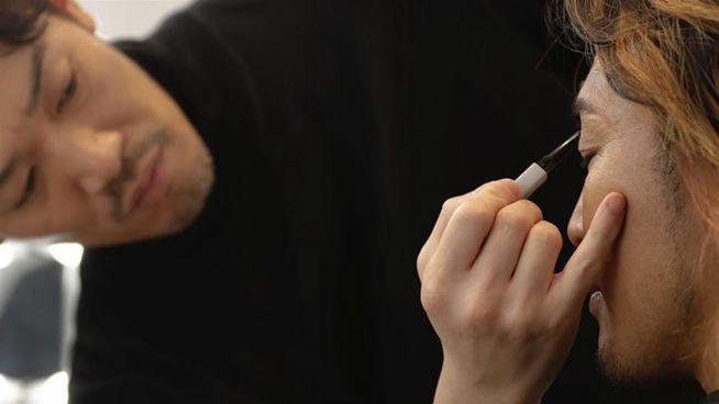 Neuer Trend aus Japan: Make-up für Männer