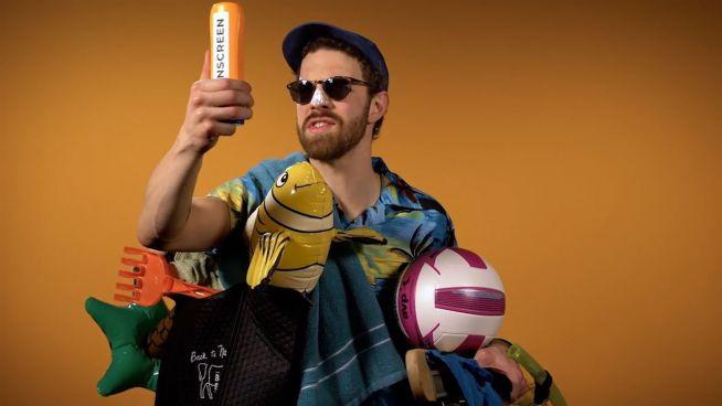 Leckerer UV-Schutz: Gummibärchen statt Sonnencreme