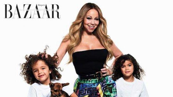 Für Harper's Bazaar: Musiker posieren mit ihren Kindern