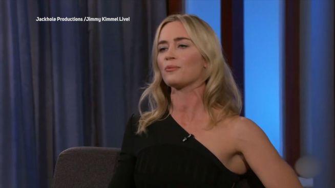Emily Blunt berichtet über einen nervigen Kinder-Schauspieler