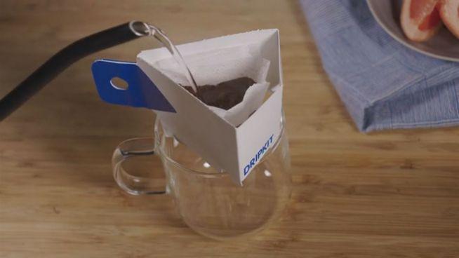 Genuss aus der Handtasche? Kaffee aus dem Karton