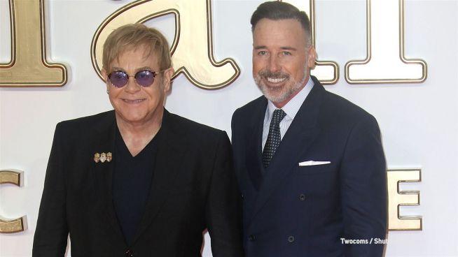 Award für Elton John: Harvard ehrt die Musik-Ikone