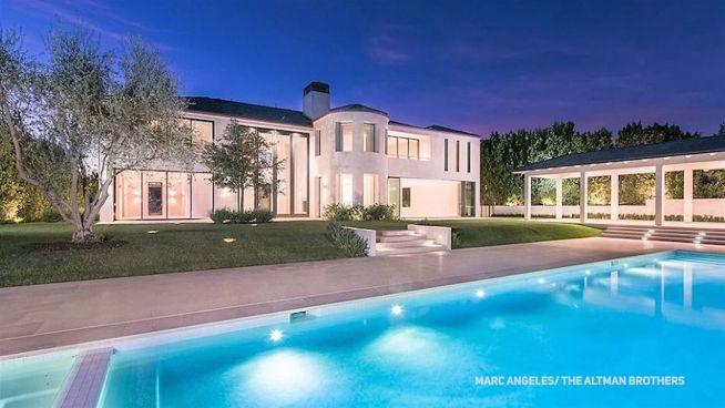 Kim und Kanye verkaufen Eigenheim für 18 Mio. Dollar