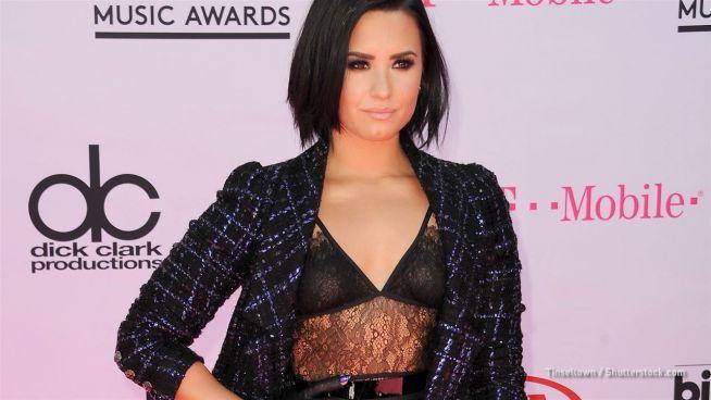 Kein klares Dementi: Steht Demi Lovato auf Frauen?