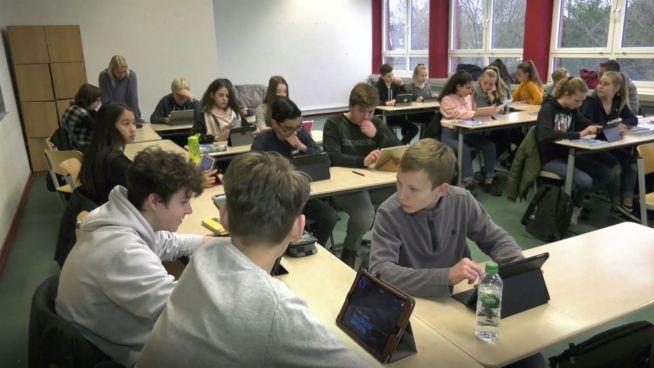 Digitalisierungs-Chaos an deutschen Schulen