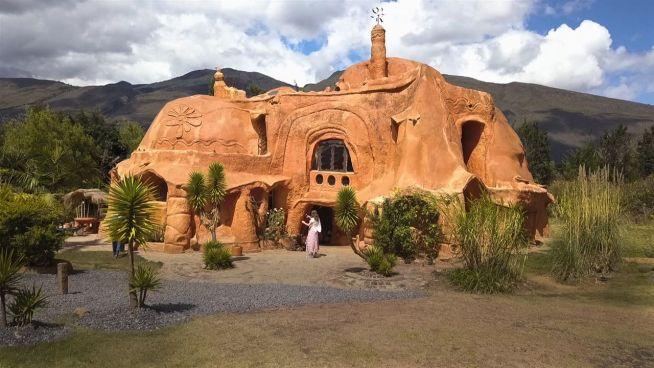 Das ist das wohl größte Terrakotta-Haus der Welt
