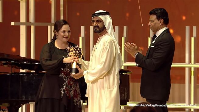 Lehrerin des Jahres 2018: Preis geht an Engländerin