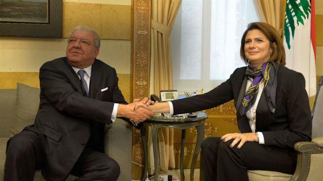 Die erste Innenministerin der arabischen Welt