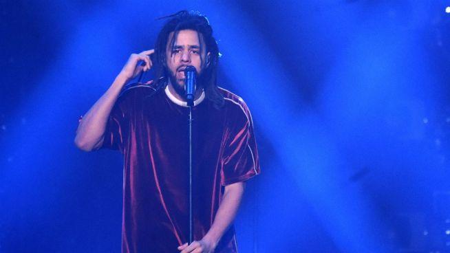 Macht sich J. Cole über Kanye West lustig?