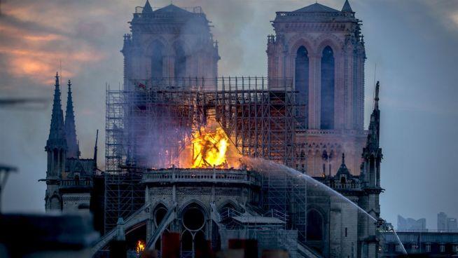 Notre-Dame: Die Welt zeigt sich spendenfreudig