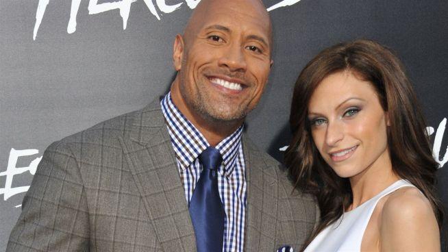Rock Nr. 2: Dwayne Johnson bekommt Tochter