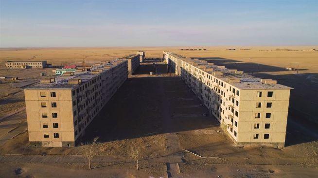 Die mongolische Geisterstadt