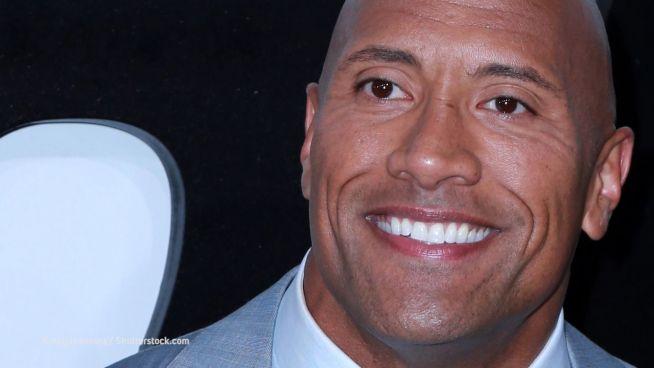 'The Rock': Dwayne Johnson ist bestbezahlter Schauspieler aller Zeiten
