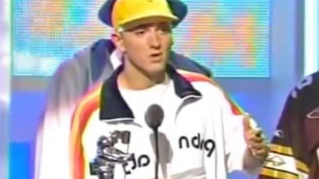US-Rapper Eminem hat sich nicht nur Freunde gemacht