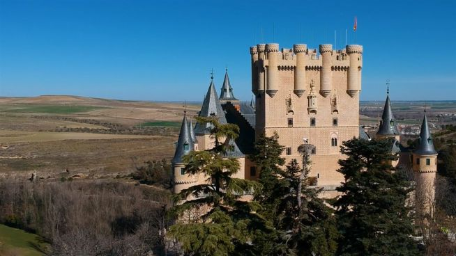 Urlaub wie im Märchen: Segovia, Spanien
